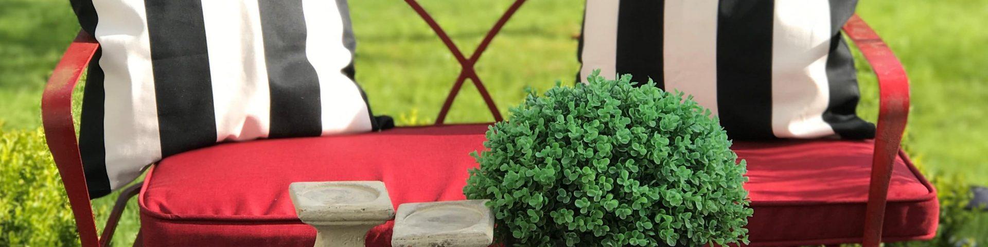 tuinkussens impregneren, Waterdichte tuinkussens maken, Tuinkussens waterdicht maken, waterdichte tuinkussens, Texseal pro, Textiel impregneer spray