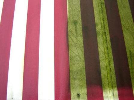 zonnescherm schoonmaken, zonwering algen, zonwering waterdicht maken, zonnescherm